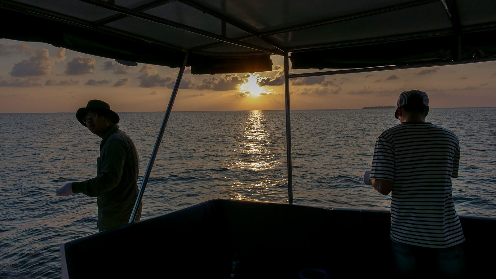 Maldives Fishing Excursions