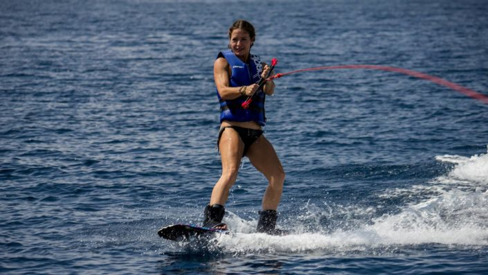 Maldives Water Sports Wakeboarding