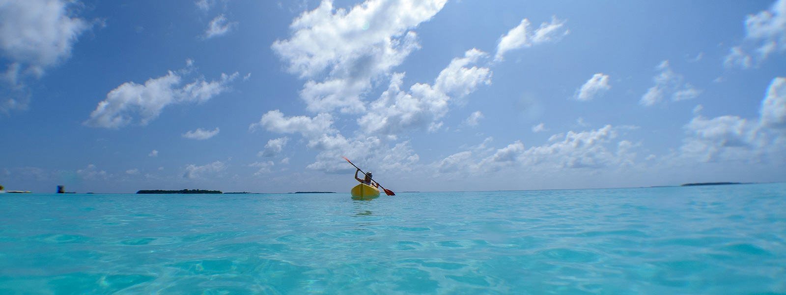 Maldives Water Sports Kayak