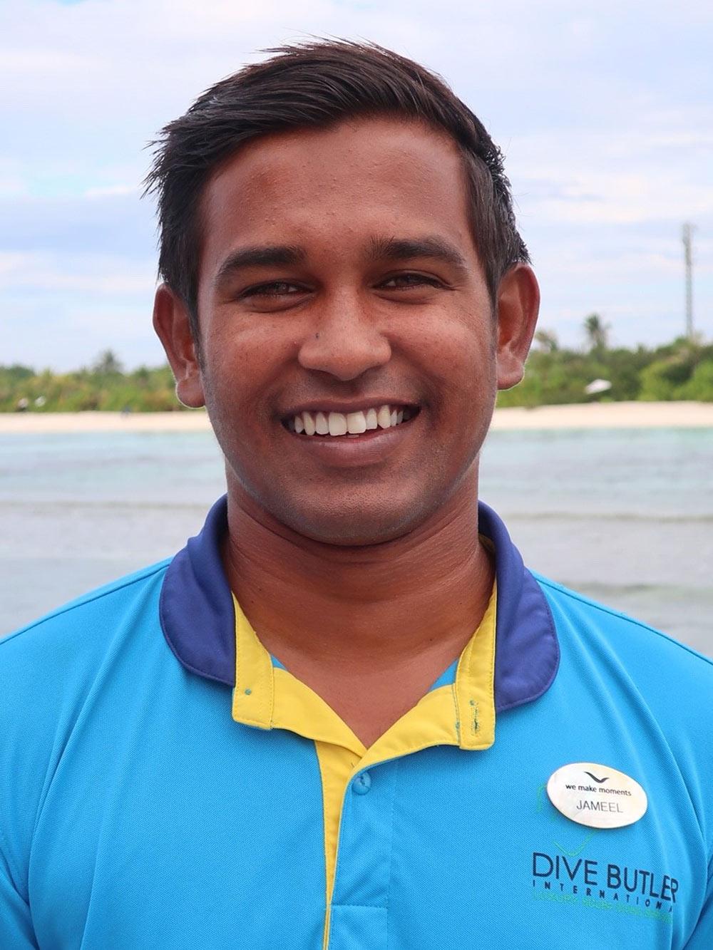 Zen Dive Team Maldives